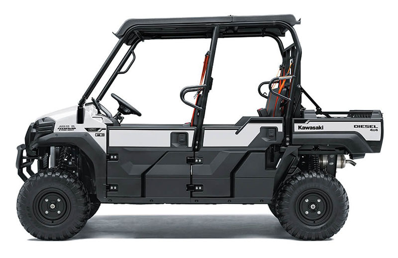 2021 Kawasaki Mule PRO-DXT EPS Diesel FE in Mineral Wells, West Virginia - Photo 2