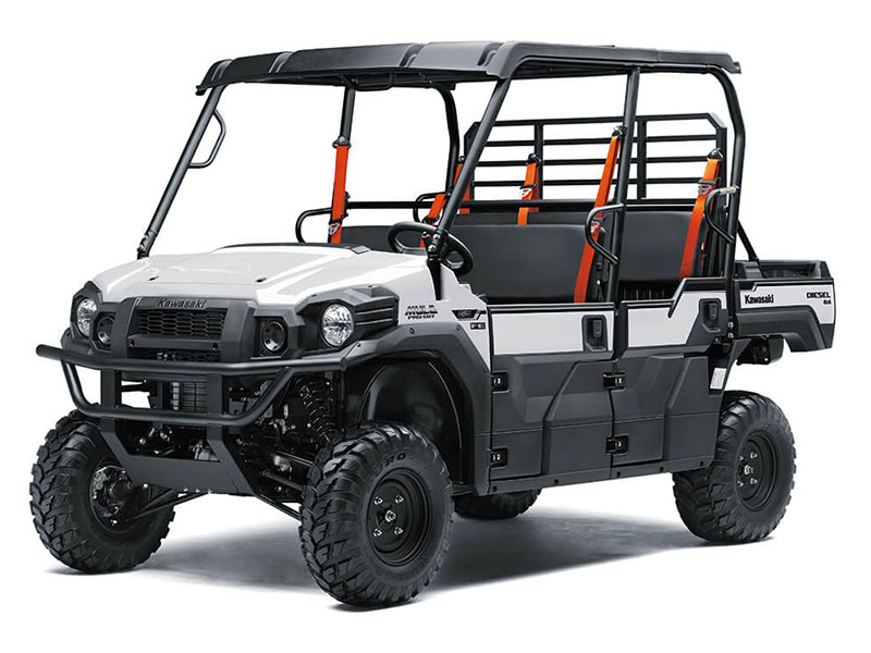 2021 Kawasaki Mule PRO-DXT EPS Diesel FE in Mineral Wells, West Virginia - Photo 3