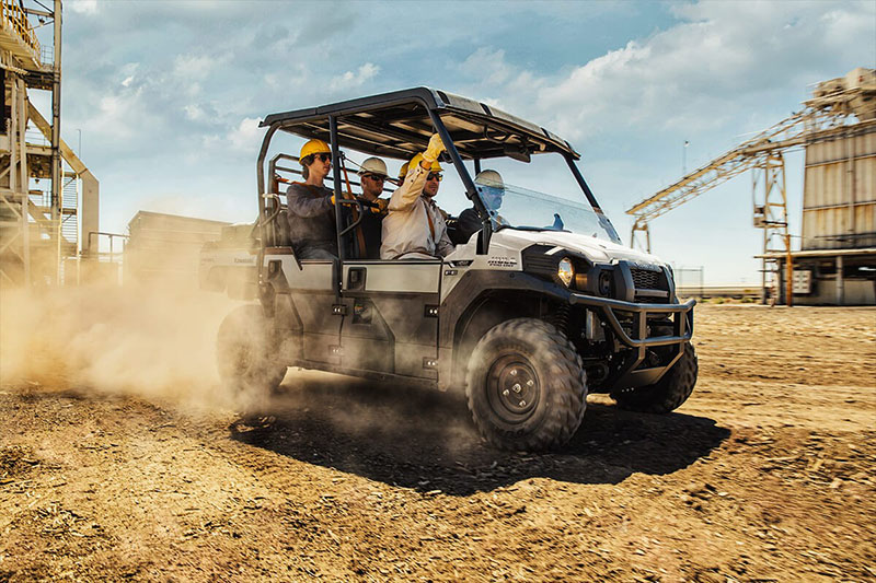 2021 Kawasaki Mule PRO-DXT EPS Diesel FE in Lebanon, Maine - Photo 5