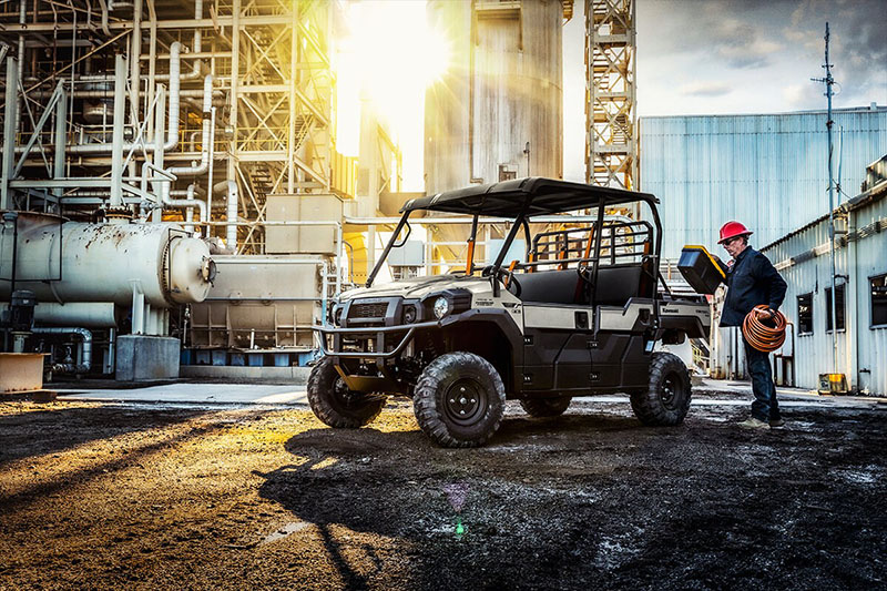 2021 Kawasaki Mule PRO-DXT EPS Diesel FE in Tarentum, Pennsylvania - Photo 6