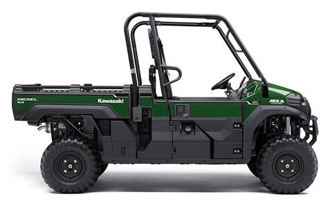 2021 Kawasaki Mule PRO-DX EPS Diesel in Freeport, Illinois