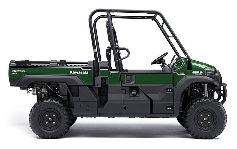 2021 Kawasaki Mule PRO-DX EPS Diesel in Dimondale, Michigan