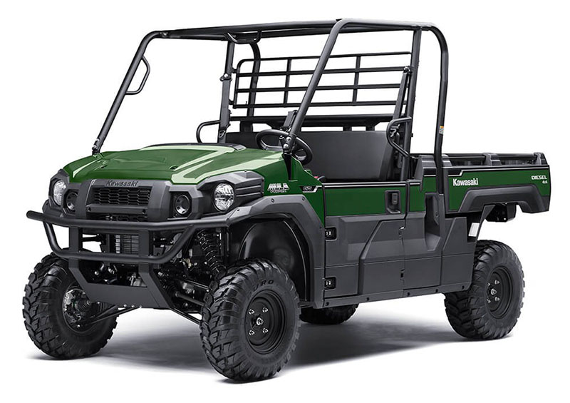 2021 Kawasaki Mule PRO-DX EPS Diesel in Plymouth, Massachusetts - Photo 3