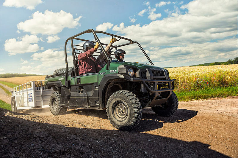 2021 Kawasaki Mule PRO-DX EPS Diesel in Lebanon, Maine - Photo 6