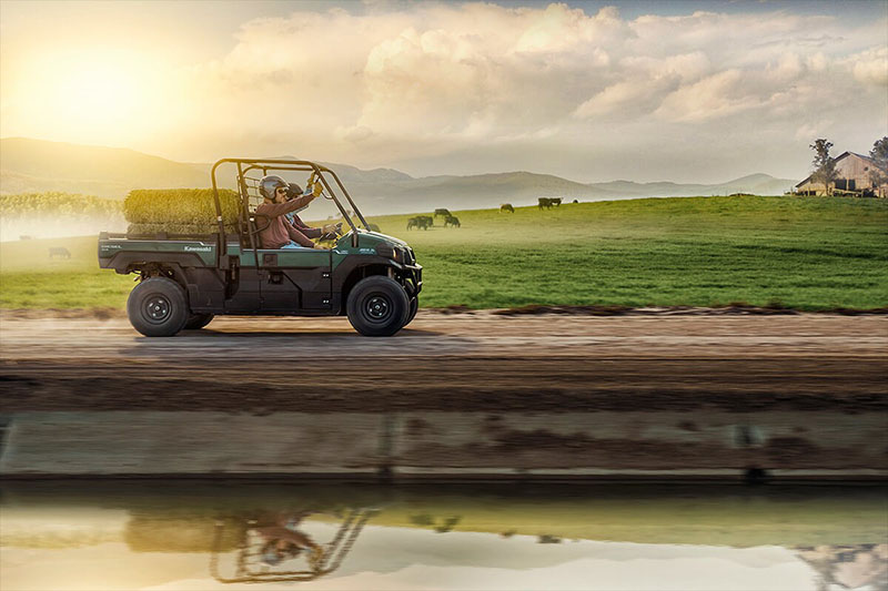 2021 Kawasaki Mule PRO-DX EPS Diesel in Redding, California - Photo 7