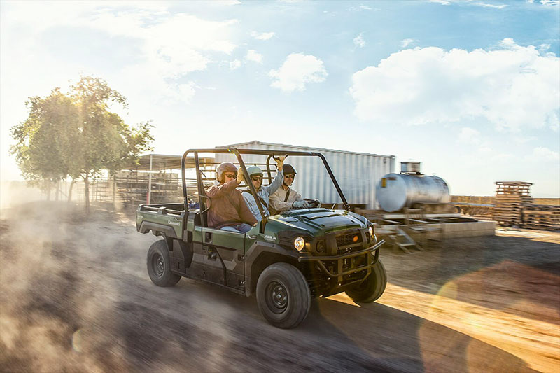 2021 Kawasaki Mule PRO-DX EPS Diesel in Clearwater, Florida - Photo 8