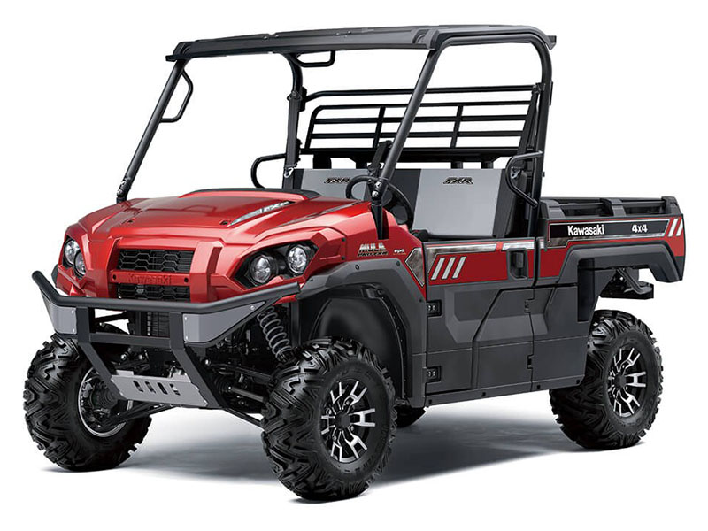 2021 Kawasaki Mule PRO-FXR in Plymouth, Massachusetts - Photo 3