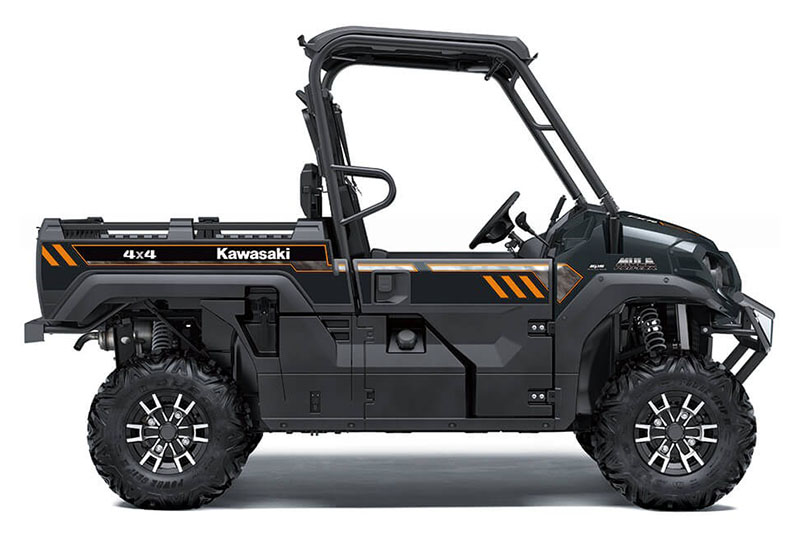 2021 Kawasaki Mule PRO-FXR in San Jose, California - Photo 1