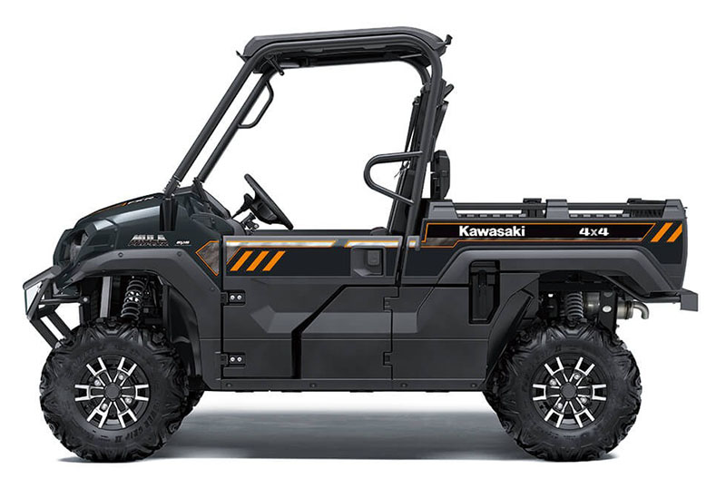2021 Kawasaki Mule PRO-FXR in Cedar Rapids, Iowa - Photo 2