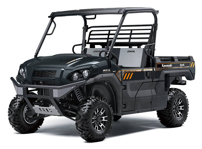 2021 Kawasaki Mule PRO-FXR in South Paris, Maine - Photo 3