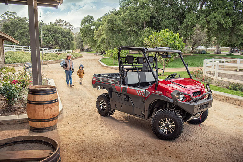 2021 Kawasaki Mule PRO-FXR in Redding, California - Photo 4