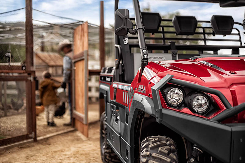 2021 Kawasaki Mule PRO-FXR in South Paris, Maine - Photo 6