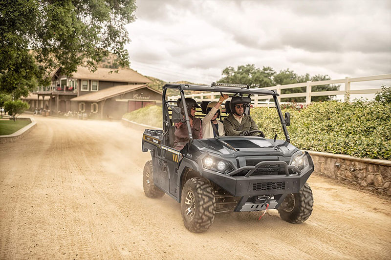 2021 Kawasaki Mule PRO-FXR in South Paris, Maine - Photo 7