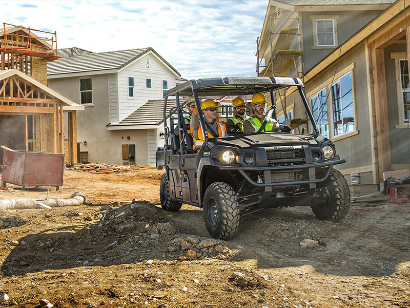 2021 Kawasaki Mule PRO-FXT in Rexburg, Idaho - Photo 4