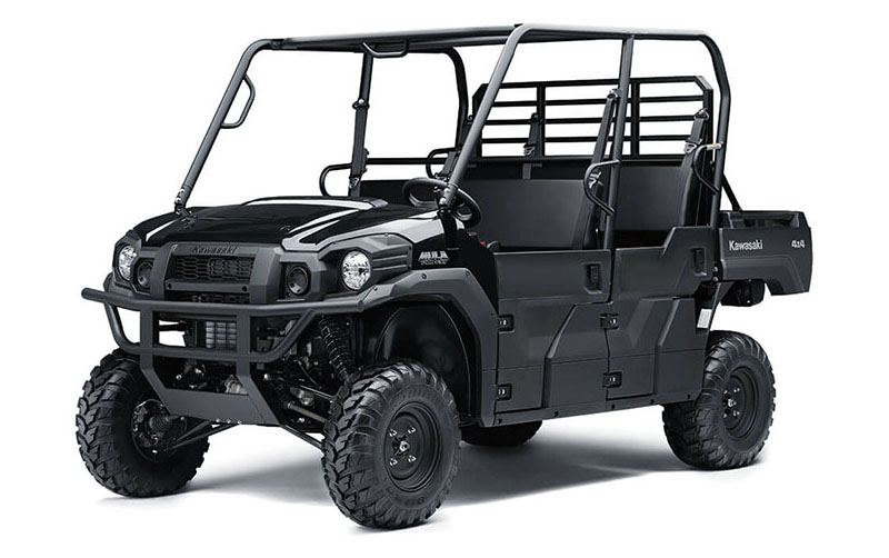 2021 Kawasaki Mule PRO-FXT in Cambridge, Ohio - Photo 3