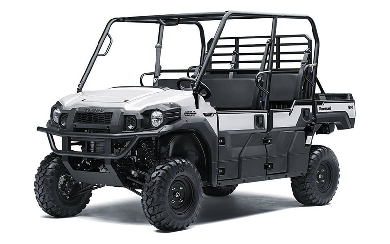 2021 Kawasaki Mule PRO-FXT EPS in Petersburg, West Virginia - Photo 3