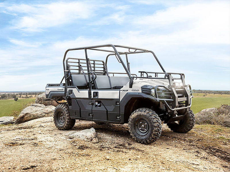 2021 Kawasaki Mule PRO-FXT EPS in Plymouth, Massachusetts - Photo 4