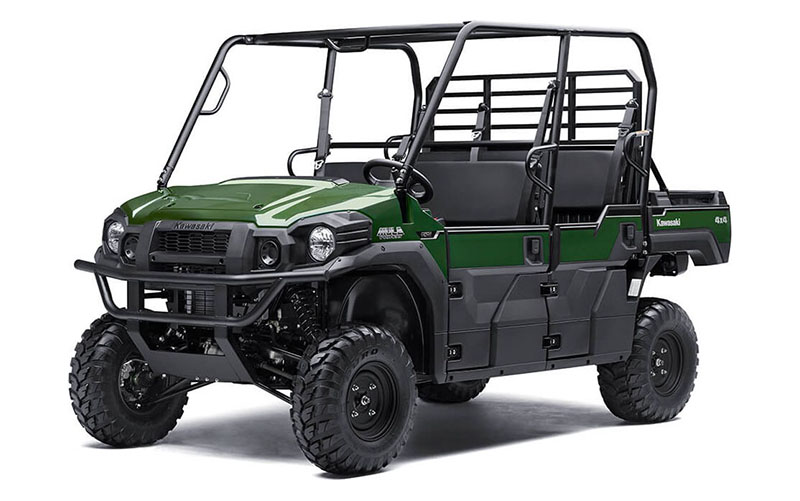 2021 Kawasaki Mule PRO-FXT EPS in Battle Creek, Michigan - Photo 3