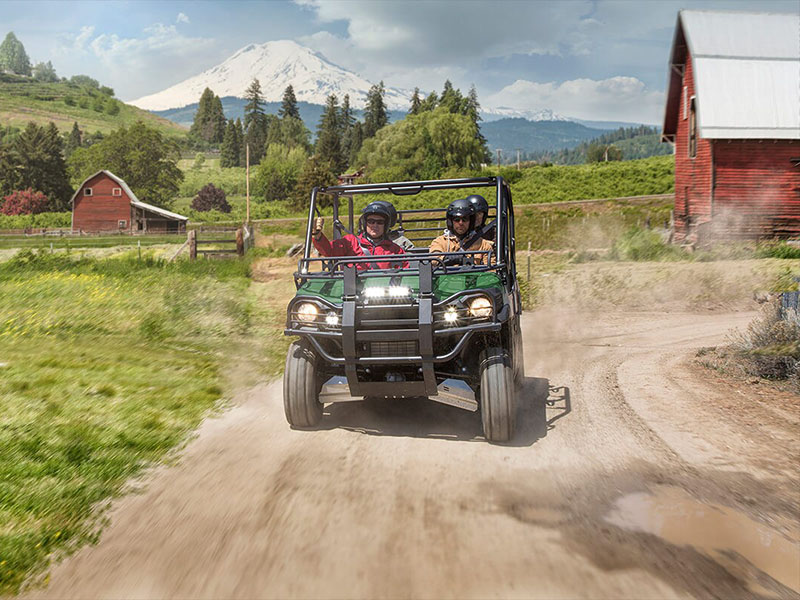 2021 Kawasaki Mule PRO-FXT EPS in Brilliant, Ohio - Photo 6