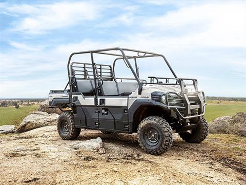 2021 Kawasaki Mule PRO-FXT EPS in West Burlington, Iowa - Photo 4