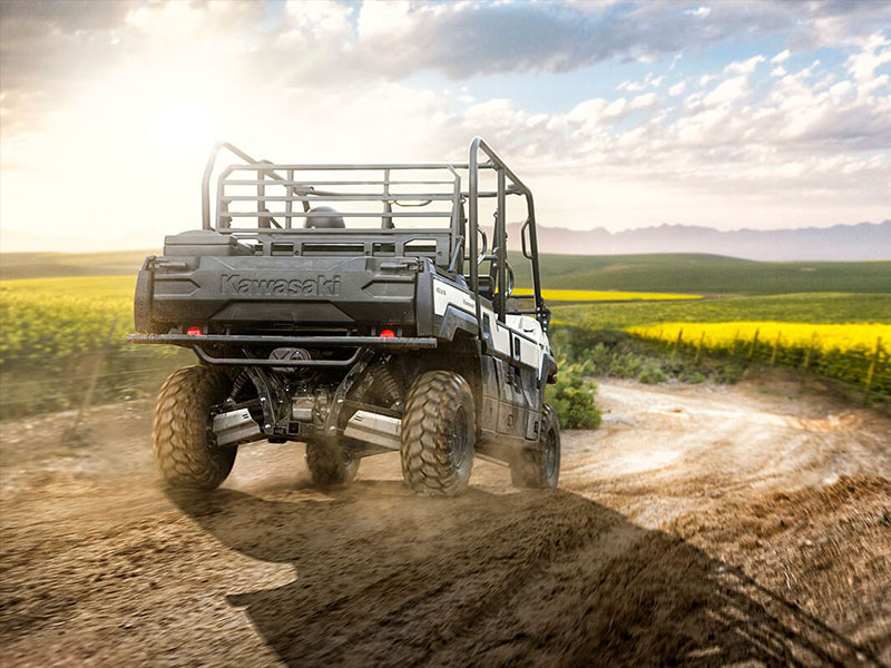 2021 Kawasaki Mule PRO-FXT EPS in Freeport, Illinois - Photo 8