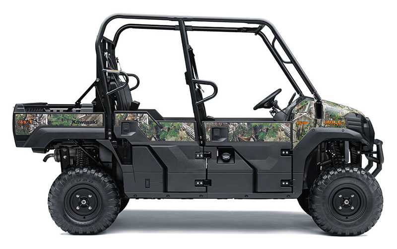 2021 Kawasaki Mule PRO-FXT EPS Camo in Eureka, California - Photo 1