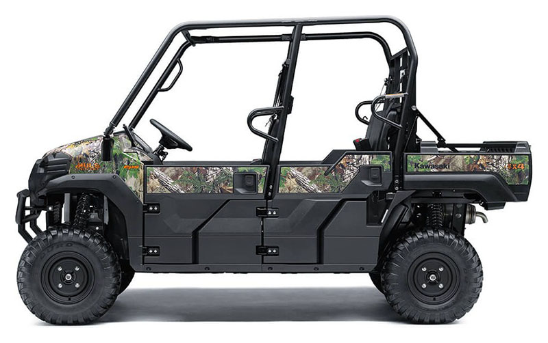 2021 Kawasaki Mule PRO-FXT EPS Camo in Lafayette, Louisiana - Photo 2