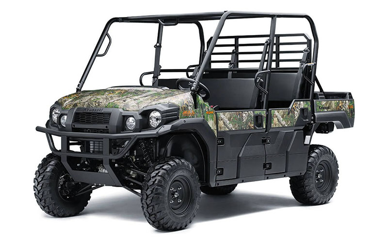 2021 Kawasaki Mule PRO-FXT EPS Camo in Oak Creek, Wisconsin - Photo 3