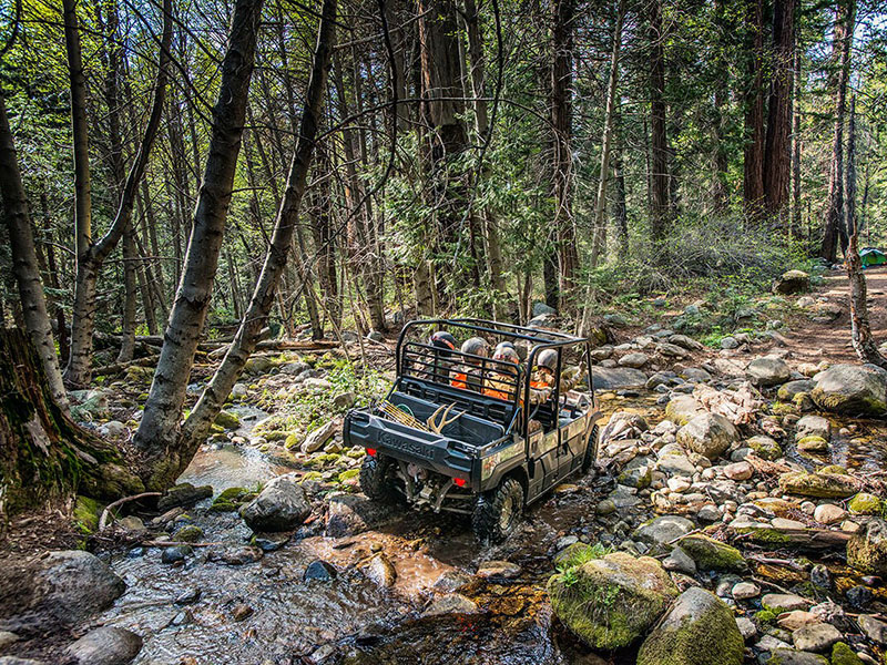 2021 Kawasaki Mule PRO-FXT EPS Camo in Lebanon, Maine - Photo 5