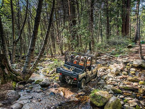 2021 Kawasaki Mule PRO-FXT EPS Camo in Oak Creek, Wisconsin - Photo 5
