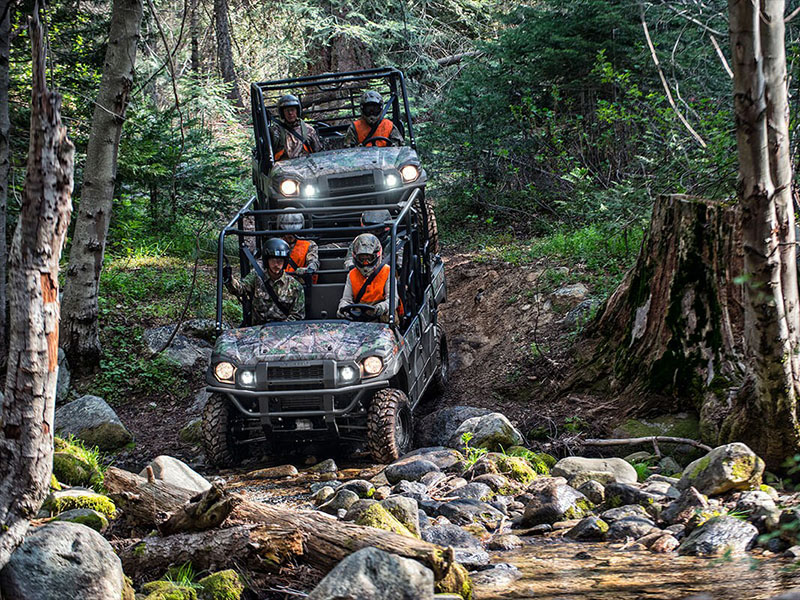 2021 Kawasaki Mule PRO-FXT EPS Camo in Lebanon, Maine - Photo 6