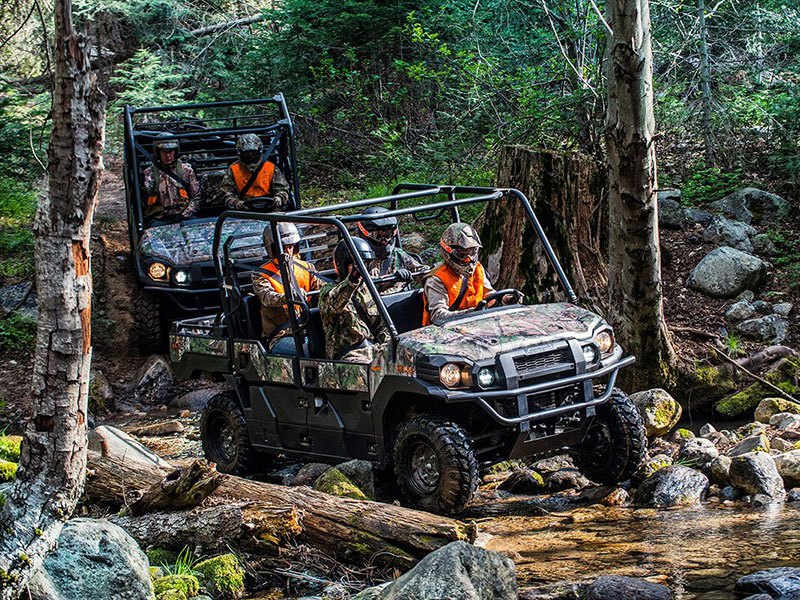 2021 Kawasaki Mule PRO-FXT EPS Camo in Lebanon, Maine - Photo 7