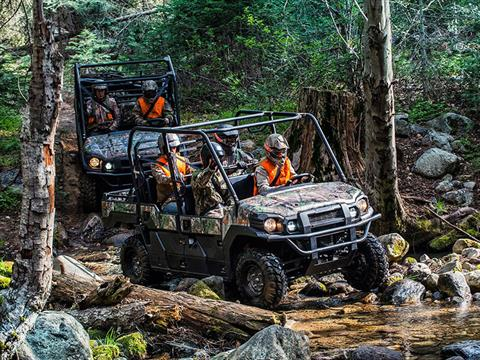 2021 Kawasaki Mule PRO-FXT EPS Camo in Zephyrhills, Florida - Photo 7