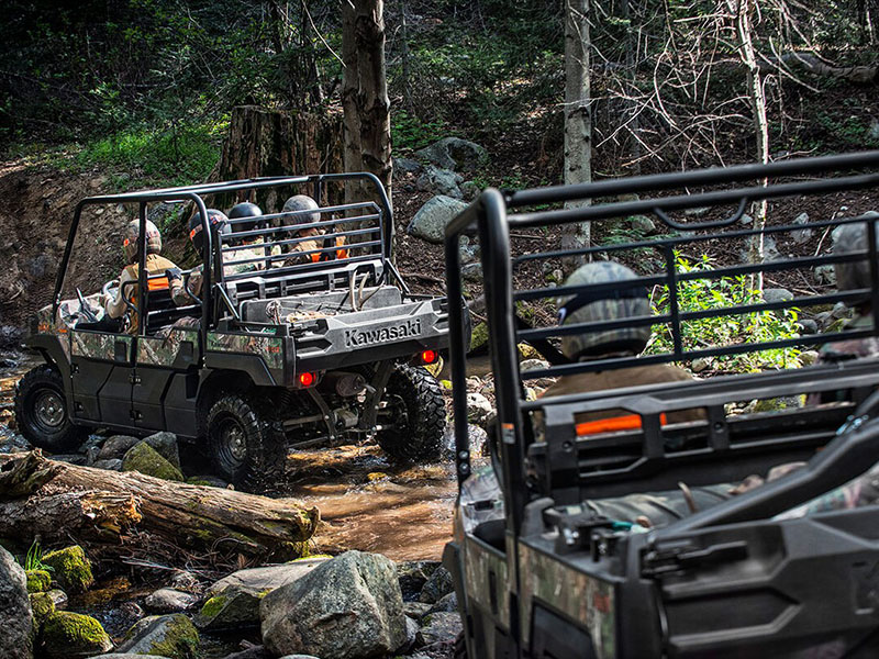 2021 Kawasaki Mule PRO-FXT EPS Camo in Lebanon, Maine - Photo 8