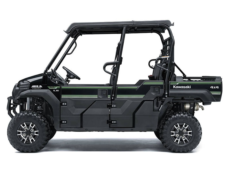 2021 Kawasaki Mule PRO-FXT EPS LE in Hillsboro, Wisconsin - Photo 2