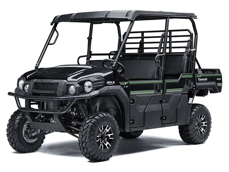 2021 Kawasaki Mule PRO-FXT EPS LE in Hillsboro, Wisconsin - Photo 3