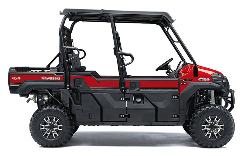 2021 Kawasaki Mule PRO-FXT EPS LE in San Jose, California - Photo 1