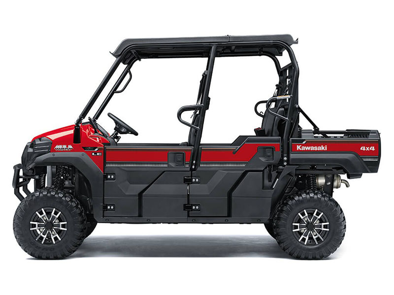 2021 Kawasaki Mule PRO-FXT EPS LE in Harrisburg, Illinois - Photo 2