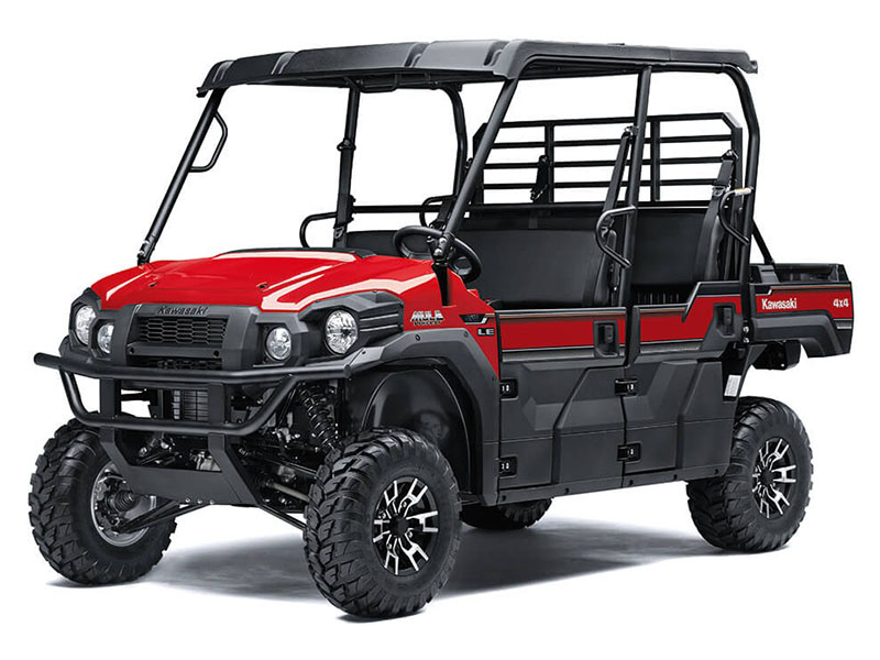 2021 Kawasaki Mule PRO-FXT EPS LE in San Jose, California - Photo 3