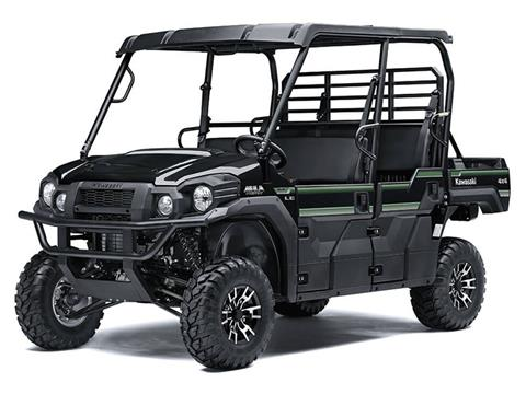 2021 Kawasaki Mule PRO-FXT EPS LE in Battle Creek, Michigan - Photo 3