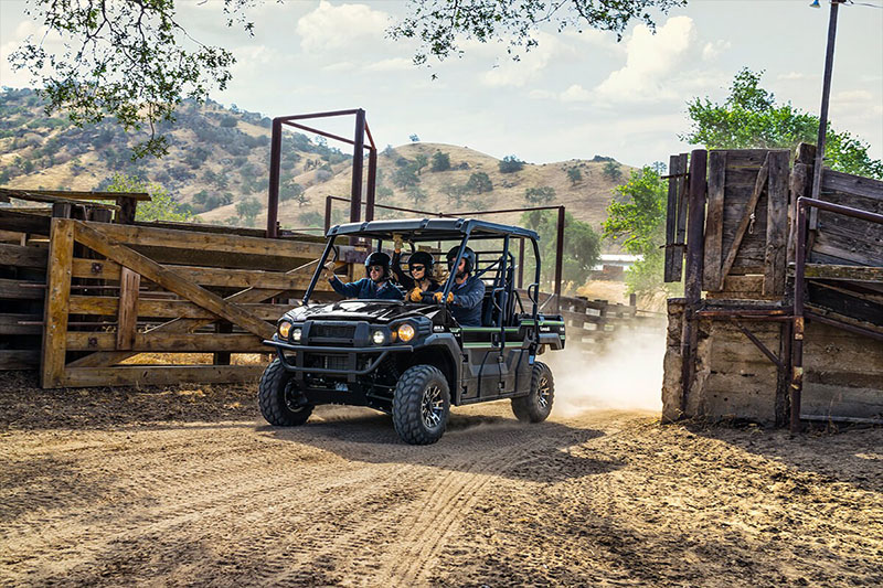 2021 Kawasaki Mule PRO-FXT EPS LE in Battle Creek, Michigan - Photo 6