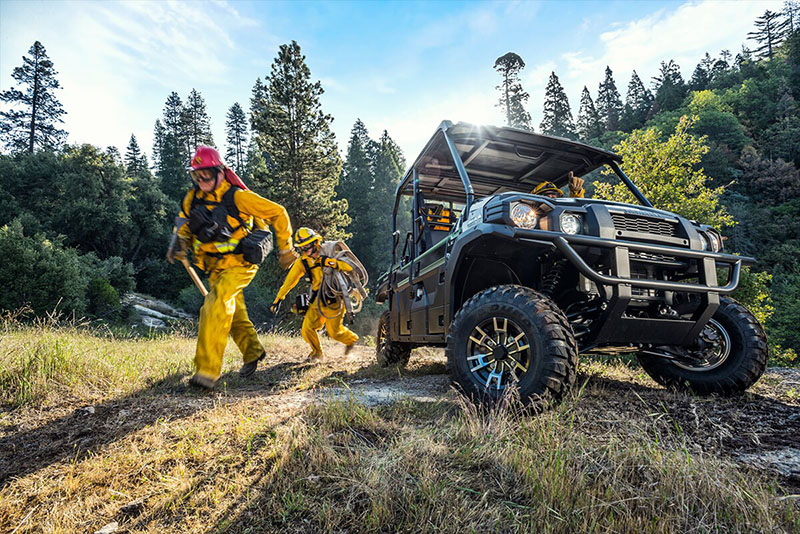2021 Kawasaki Mule PRO-FXT EPS LE in Hicksville, New York - Photo 7