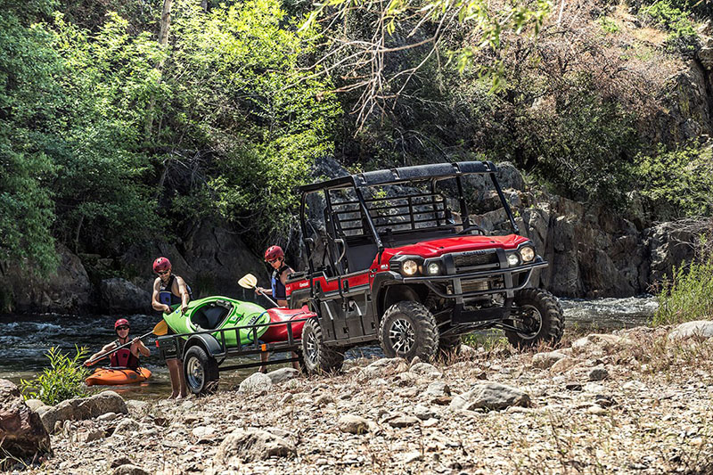 2021 Kawasaki Mule PRO-FXT EPS LE in North Reading, Massachusetts - Photo 8