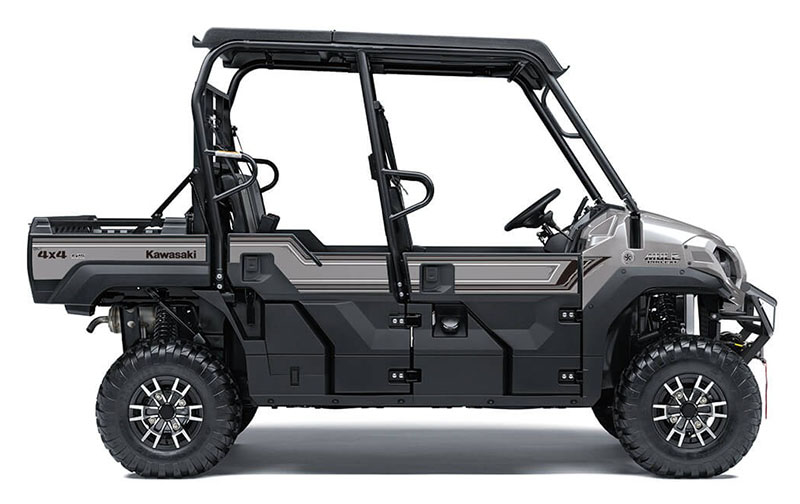 2021 Kawasaki Mule PRO-FXT Ranch Edition in Unionville, Virginia - Photo 2