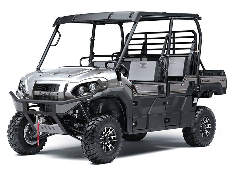 2021 Kawasaki Mule PRO-FXT Ranch Edition in Unionville, Virginia - Photo 4