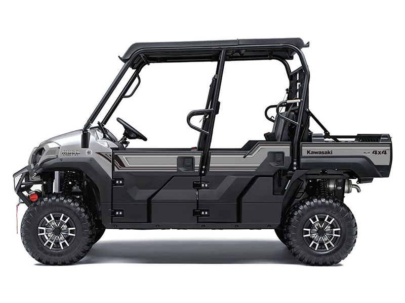2021 Kawasaki Mule PRO-FXT Ranch Edition in Fairview, Utah - Photo 2