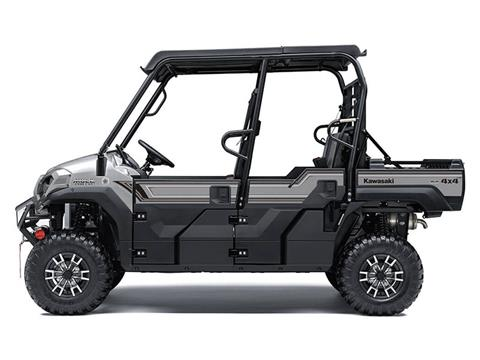 2021 Kawasaki Mule PRO-FXT Ranch Edition in Mount Pleasant, Michigan - Photo 2