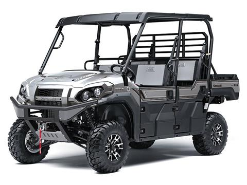2021 Kawasaki Mule PRO-FXT Ranch Edition in Mount Pleasant, Michigan - Photo 3