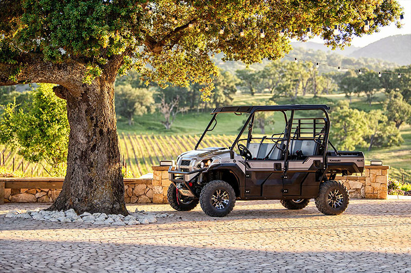 2021 Kawasaki Mule PRO-FXT Ranch Edition in Florence, Colorado - Photo 4