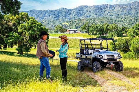2021 Kawasaki Mule PRO-FXT Ranch Edition in Smock, Pennsylvania - Photo 5